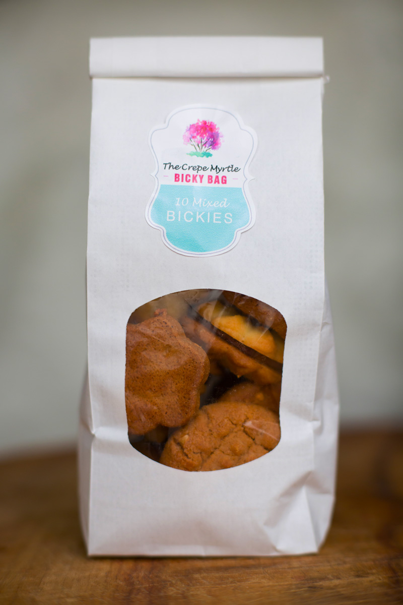 yummy biscuits,the crepe myrtle tea & coffee rooms,stroud,handmade